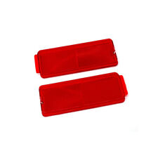 OEM NEW Front / Rear Right Left Red Reflector Panel Set Super Duty F81Z2523820AA