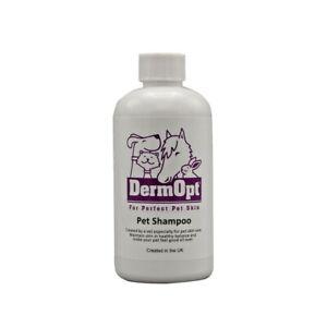 DermOpt® , Dog Shampoo for itchy skin, anti-bacterial antiviral (250ml)