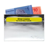 The Silver Card Paper Wallet - NEW - The Walart - Mighty Tyvek Dynomighty