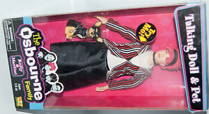 Kelly Osbourne With Pet, Collectable Doll