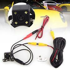 CCD Waterproof LED Night Vision Cars Rear view Backup Reverse Parking Camera #M