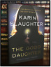 The Good Daughter ✎SIGNED✎ by KARIN SLAUGHTER New Hardback 1st Edition Printing