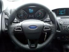 Steering Wheel Cover Stitch for 2015 16 Ford Focus Sedan Hatchback 2017 Escape
