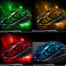 4000DPI Adjustable Optical LED Wired Gaming Game Mice Mouse For Laptop PC Mouse