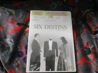 "DVD NEUF ""SIX 6 DESTINS"" Charles BOYER Rita HAYWORTH Ginger ROGERS Henry FONDA"
