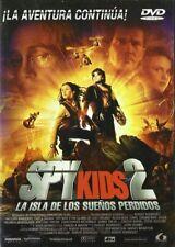 PELICULA DVD SPY KIDS 2 LA ISLA DE LOS SUEÑOS PERDIDOS PRECINTADA