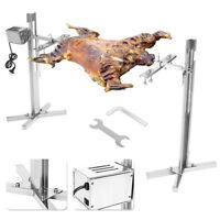 Brazilian Rotisserie BBQ Grill 4 Skewers Right Side Churrasqueira Giragrill 4 Espetos Lado Direito