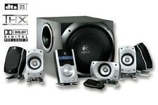 Logitech Z-5500 505 Watt THX-Certified 5.1 Digital Surround Sound Speaker System