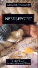 Needlepoint (Sunburst Handguides) By HILARY MORE