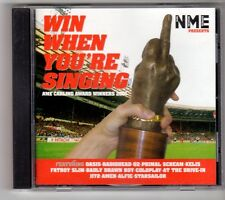 (GS77) Win When You're Singing, 13 tracks various artists - 2001 - NME CD