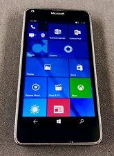 Microsoft Lumia 640 LTE 8GB (RM-1074) BLACK UNLOCKED