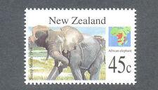 New Zealand-African Elephant Wild Animals - (1820) 1994