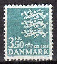 Denmark - 1982 Definitive lions - Mi. 762 MNH