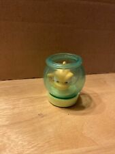 1995 Strottman Shiny Earthworm Jim Bob The Killer Goldfish Rolling Figure Toy