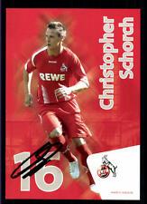 Autogrammkarte Carsten Cullmann 1.FC Köln 2009//10