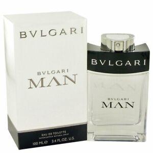 Bvlgari Man by Bvlgari Eau De Toilette Spray 3.4 oz for Men