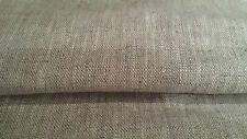 Natural 100% Linen Professionally Made to Measure Roman Blind