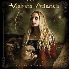 Visions of Atlantis - Maria Magdalena [EP]  (CD, Oct-2011, Napalm Records) METAL