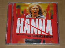 THE CHEMICAL BROTHERS - HANNA: ORIGINAL SOUNDTRACK - CD SIGILLATO (SEALED)