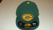 New Era Hat Cap NFL Football Green Bay Packers 7 5/8 59fifty Thanksgiving Fitted