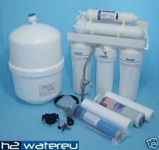UMKEHR OSMOSE ANLAGE  RO5 Stufen Wasserfilter, Trinkwassersystem SONDERANGEBOT