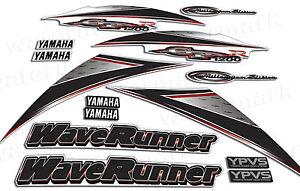 2000 YAMAHA GP1200R MILLENIUM EDITION DECAL KIT WAVERUNNER GRAPHICS 1200 R GPR