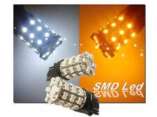 GP 3157 3057 4157 Switchback LED Turn Signal Parking Lights Bulbs + Resistor NEW