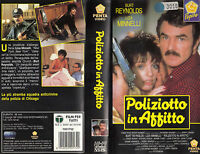 Poliziotto in affitto (1988) VHS