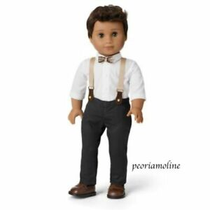 American Girl ~Boy Doll FESTIVE FORMAL Holiday Christmas Outfit