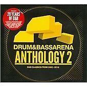Various Artists - Drum & Bass Arena-Anthology Vol 2 D&B Classics 1993-2013(3xCD)