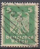 SC#356 - Germany 1924 - Eagle Adler Definitive Used