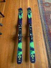 2016 Salomon Q85 Skis - 167cm Used, great condition.