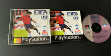 FIFA Rumbo al Mundial 98 PS1 Play Station PAL ESPAÑOL