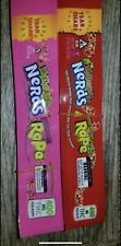 Nerd Rope Packaging - 50 Pcs ( Empty) 6 Flavors Mixed Bulk