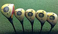 Ping ISI Tour Wood Set 1,3,5,7,9 / RH / Aldila Regular Graphite / SWEET / mm4278