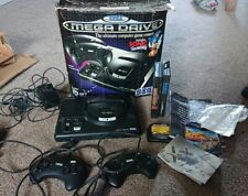 Vintage Boxed Sega Megadrive Sonic edition Complete And Tested With Games