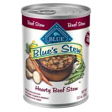 Blue Buffalo Blue' Stew Hearty Beef Stew Diced Carrots And Potatoes 12.5 Oz 12pk