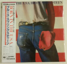"Bruce Springsteen Born in the USA CD JAPON ""Mini-LP"""