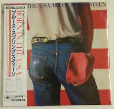 "Bruce Springsteen Born in the USA CD JAPON ""Mini-LP"""