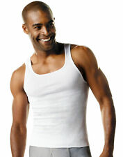 Hanes Undershirt 6-pack Men's FreshIQ ComfortSoft Tank White A Shirt Value S-XL