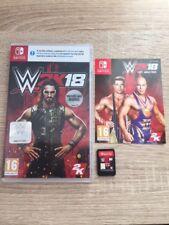 WWE 2K18 Nintendo Switch Gioco