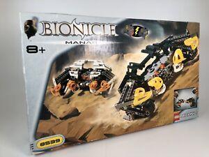 Lego Bionicle Manas 8539 (2001)