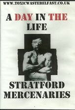 STRATFORD MERCENARIES-A DAY IN THE LIFE DVD(TOXIC WASTE)