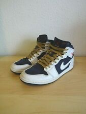 Nike-Air Jordan 1 Phat Mid Olympic Obsidian/gym red-white 364770-400 Taille: 44