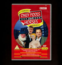 Only Fools and Horses:Series 6 (DVD, 1989, 2-Disc Set) BBC REGION 2 not for USA