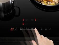 Samsung NZ64H37070K 60cm Touch Control Induction Hob Black