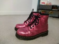 Doc martens ruby jewel boot.    6 hole-rare