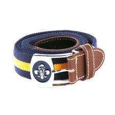 "Korea Scout Association   official  Belt & Buckle  ""CUB"" / 2019 world jamboree"