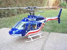 Bell 206 Jet-Ranger Stars & Stripes -RTF- mit Sender