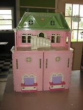 Fisher Price Loving Family Twin Time Grand Mansion Doll House Balcony Stairs